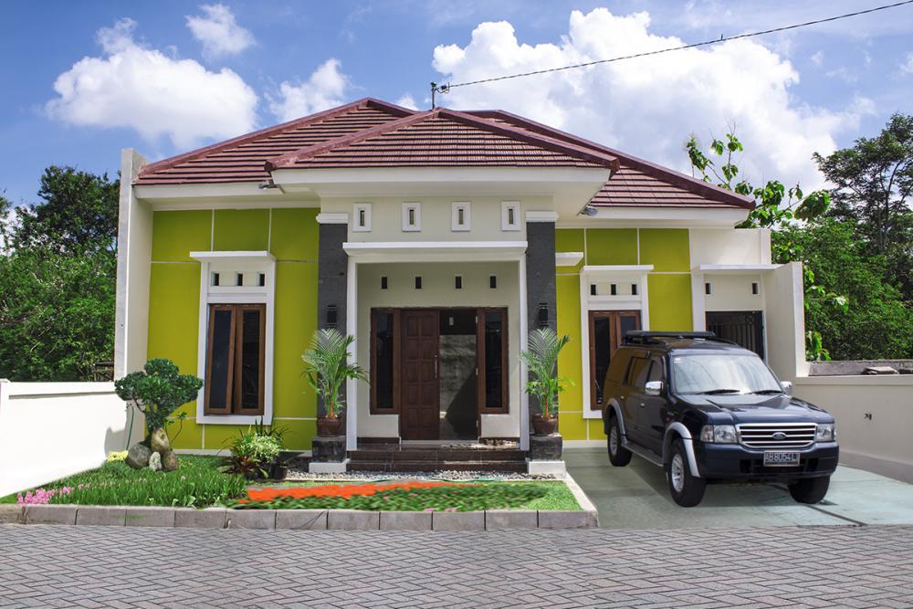 contoh rumah minimalis modern tipe rumah minimalis