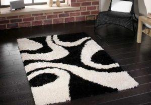 Gambar Karpet Berbulu di Kamar Tidur
